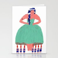 Keeping Them All With Lo… Stationery Cards