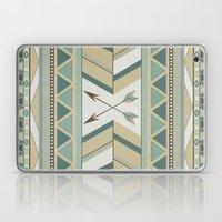 Aztec Pattern Arrows  Laptop & iPad Skin