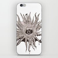 Ink'd Kraken iPhone & iPod Skin