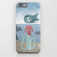 Sea Maiden iPhone 6 Slim Case