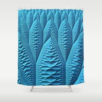 Spears Shower Curtain