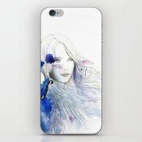 viola iPhone & iPod Skin