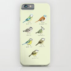 The Tit Family iPhone 6s Slim Case