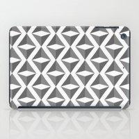 Abstract 3d Grainy iPad Case