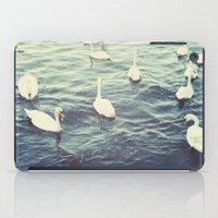 Swan iPad Case