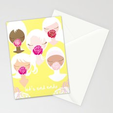 Let's End Endo - It's Okay to Talk Stationery Cards