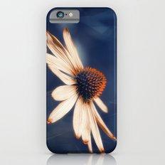 Flowers Indigo iPhone 6 Slim Case