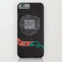 smoke iPhone & iPod Cases featuring Smoke! by Hector Mansilla