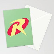 Robin Pastel Stationery Cards