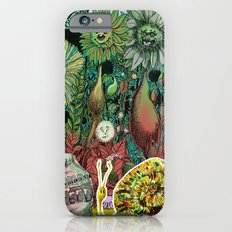 The case of The Wrong Feed On The Ol' Snail Trail... iPhone 6s Slim Case