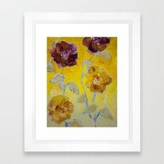 Flower Series 16 Framed Art Print