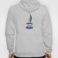 Cup Of Rainbow Hoody