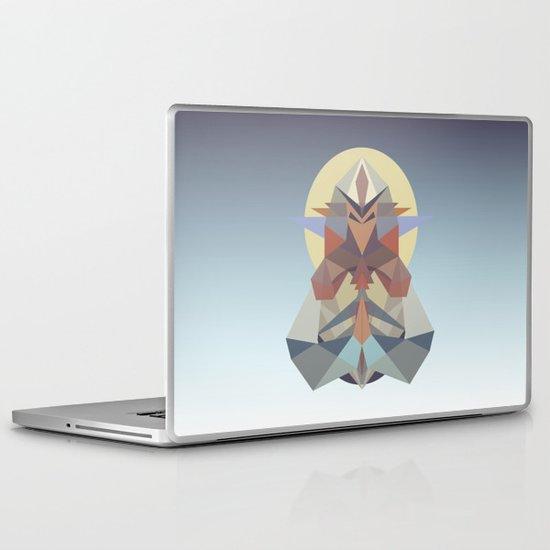 Samuradiator II Laptop & iPad Skin