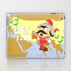 Genghis Khan Laptop & iPad Skin