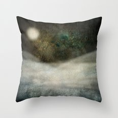 Something Called... Throw Pillow