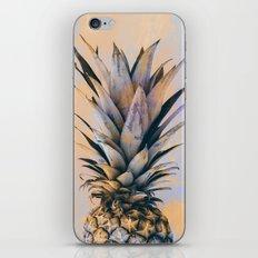 PINEAPPLE 2 iPhone & iPod Skin