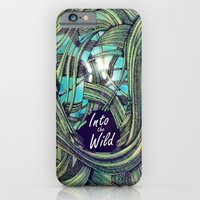 iPhone & iPod Case featuring Into The Wild by Balazs Pakozdi
