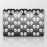 Susuwatari Pattern iPad Case