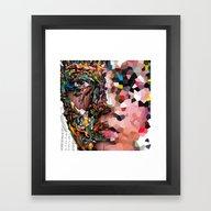 Bionic Tonic / Painting … Framed Art Print