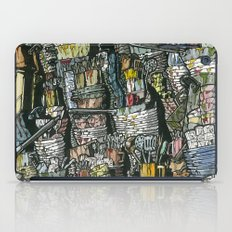 Dirty dishes iPad Case