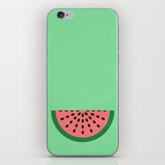 Watermelon iPhone & iPod Skin