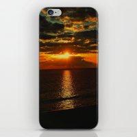 An Island Sunset iPhone & iPod Skin