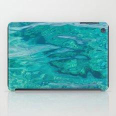 Mediterranean Water iPad Case
