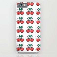 Cherry Pattern iPhone 6s Slim Case