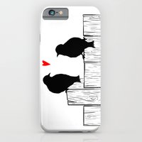 Love Birds iPhone 6 Slim Case