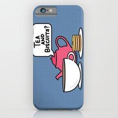 Tea & Biscuits? Slim Case iPhone 6s