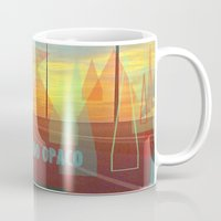 Opaque world Mug