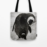 The Little Penguin That … Tote Bag