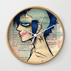 Mohawk Wall Clock