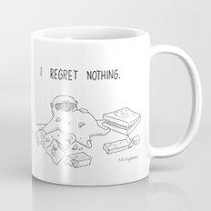 I regret nothing Mug