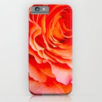 iPhone & iPod Case featuring Rose by Angela Dölling, AD DESIGN Photo + Photo