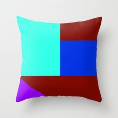 ComicCase_1 Throw Pillow
