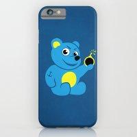 Evil Tattooed Teddy Bear iPhone 6 Slim Case