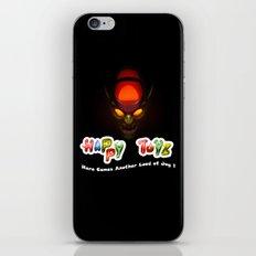 Happy Toyz (Alternate) iPhone & iPod Skin