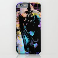 iPhone & iPod Case featuring Bane by Zoé Rikardo