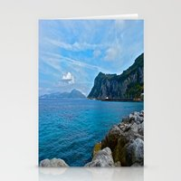 Sorrento: Amalfi Coast, Italy Stationery Cards