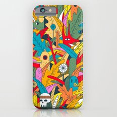 Jungle Party Slim Case iPhone 6s