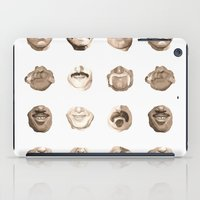 Moustaches iPad Case