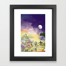 you're COLOR - Page 6 Framed Art Print