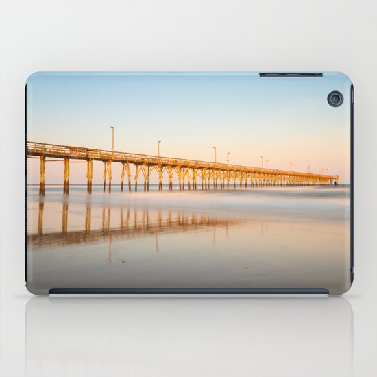 Pier Reflection iPad Case