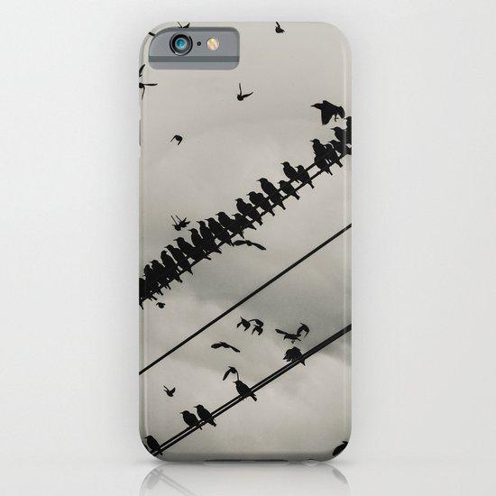 The Birds iPhone & iPod Case