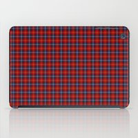 Aberdeen University Tartan iPad Case