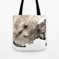 Cross-section II Tote Bag