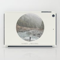 nature is waiting iPad Case