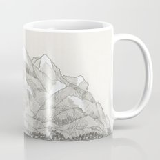 The Mountains and the Woods Mug