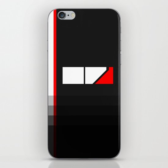 Minimal Effect iPhone & iPod Skin